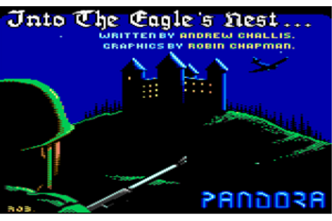 Into the Eagle's Nest - C64-Wiki