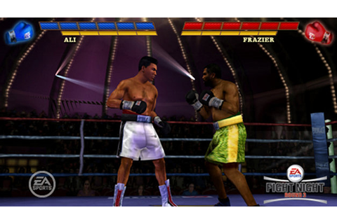 Fight Night Round 3 Game | PSP - PlayStation