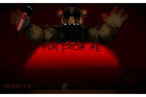 Freddy.EXE by Edgar-Games on DeviantArt