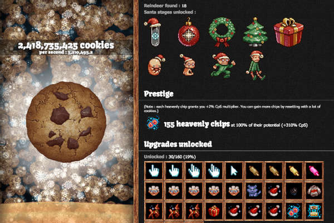 This Stupid Cookie Clicker Game - avoision.com | avoision.com