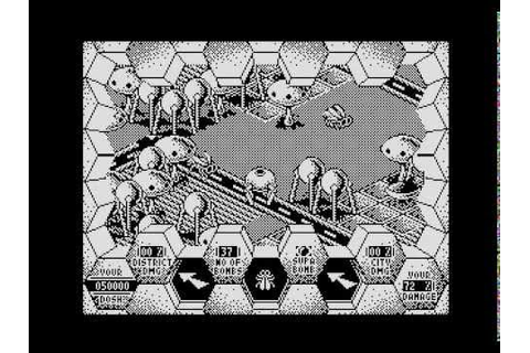 Amaurote - Atari XL/XE gameplay - YouTube
