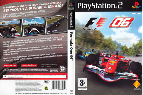 COVERS.BOX.SK ::: formula one 06 - high quality DVD ...