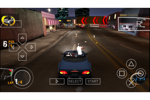 Street Riders ISO Free Download - Free PSP Games Download ...