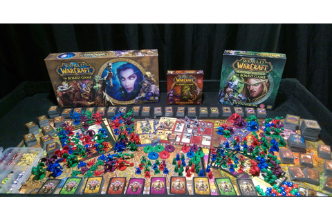 Our Thoughts on WoW BG | World of Warcraft: The Boardgame ...