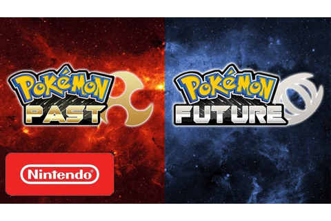 Pokémon Past & Future are Officially Coming to Nintendo ...