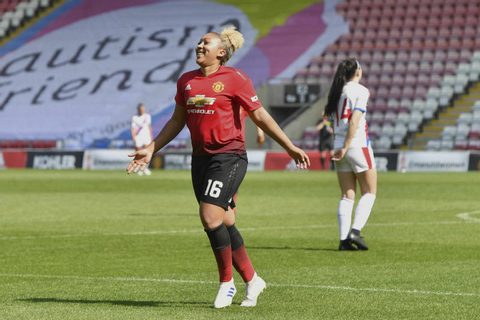 Man United seals women's 2nd-tier title in debut season