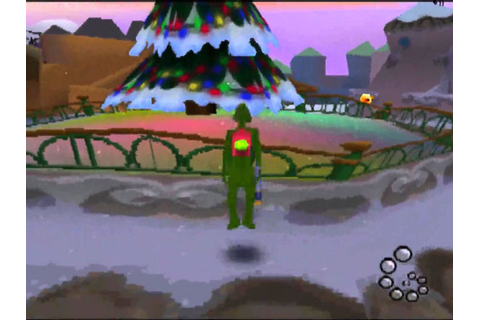 The Grinch Review for PlayStation (2000) - Defunct Games