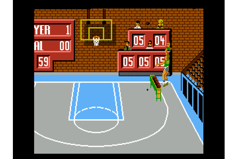 Jordan vs Bird: One on One Download Game | GameFabrique