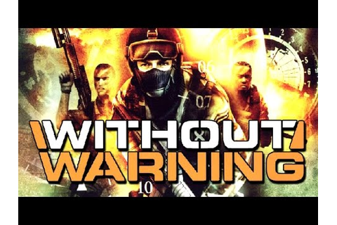 Without Warning gameplay (PS2, XBOX) SLES-53716, SLUS ...