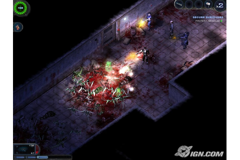 Alien Shooter: Vengeance Screenshots, Pictures, Wallpapers ...