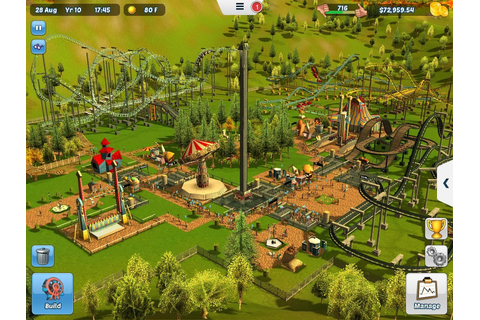 Rollercoaster Tycoon 3 Archives - GameRevolution