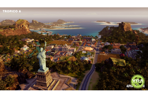 Tropico 6 Officially Announced For 2018 Release on Xbox ...