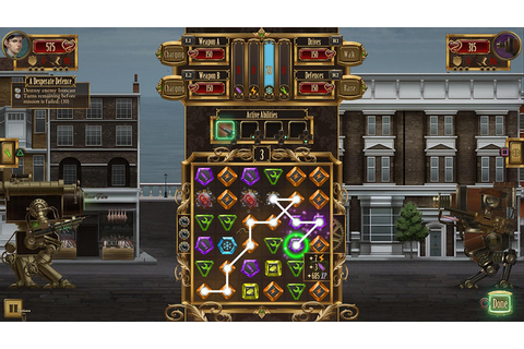Steampunk Puzzle Game Ironcast Coming to PS4 – PlayStation ...