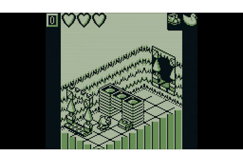 Monster Max (Game Boy) - castellano - YouTube