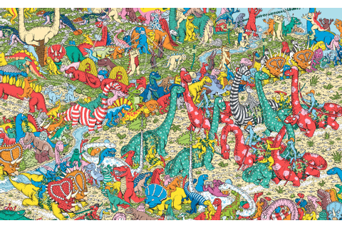 1000+ images about Where's Waldo on Pinterest | Wheres ...