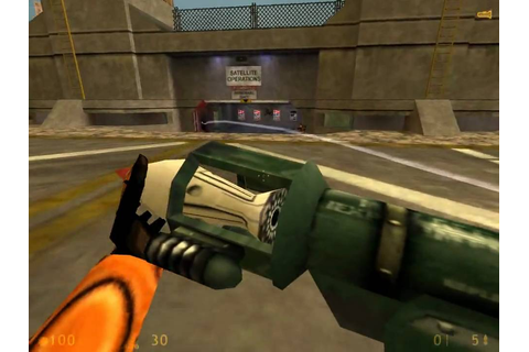 Half Life Deathmatch: Source Gameplay - YouTube