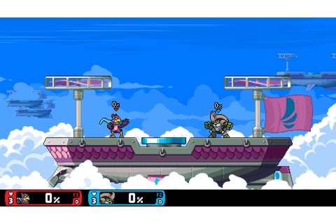 Rivals Of Aether Makes The Smash Bros. Formula Feel New ...