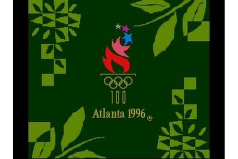 Atlanta 1996 Summer Olympic Games (SNES) - YouTube