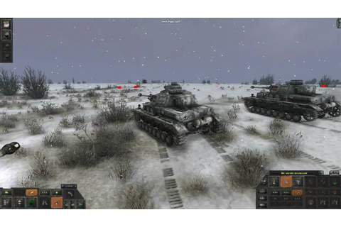 Achtung Panzer Kharkov 1943 gameplay - YouTube