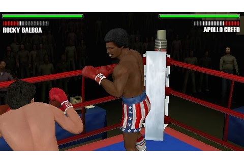 Wolfz Game PSP Download: [PSP] Rocky Balboa [USA]