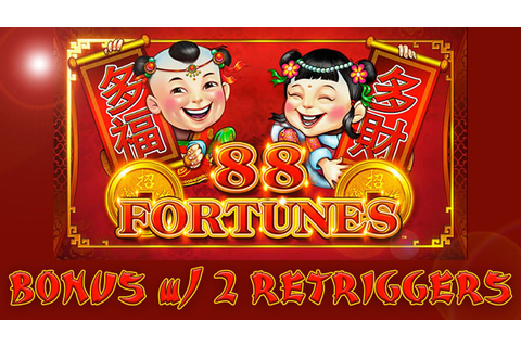 88 Fortunes - finally found this game - bonus with ...