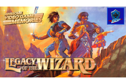 Legacy of the Wizard Review (NES) - Awesome Video Game ...