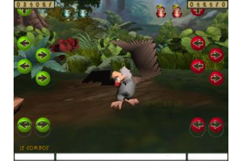 Screens: The Jungle Book Groove Party - PC (3 of 6)