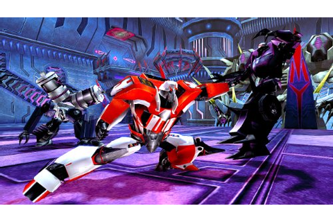 Transformers Prime: The Game - Nintendo Wii U Software ...