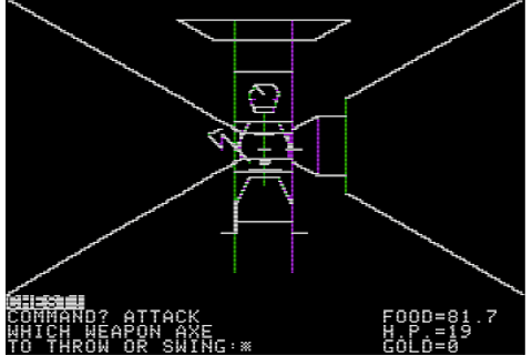 The CRPG Addict: Revisiting: Akalabeth: World of Doom (1980)