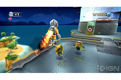 Jett Rocket Game Info for Nintendo Wii