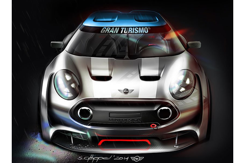 MINI goes virtual with the clubman vision gran turismo concept