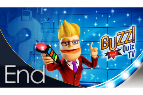 Yah Mo Play: Buzz! Quiz TV: VS Multiplayer End: Just Win ...