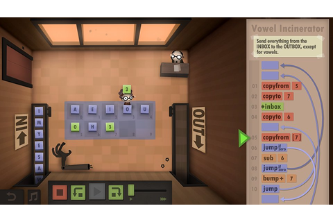 Human Resource Machine - The Awesomer