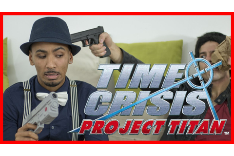 TIME CRISIS PROJECT TITAN - Les Invités de Game - YouTube