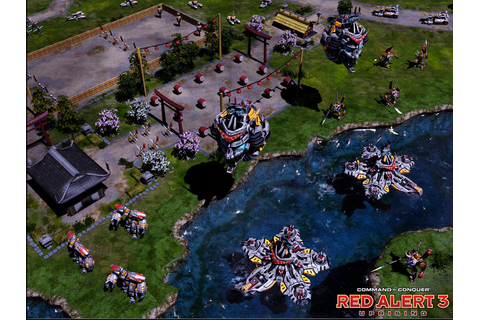 Download: Command & Conquer Red Alert 3: Uprising PC game ...