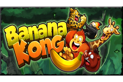 Banana Kong #2(Mobile Game) - YouTube