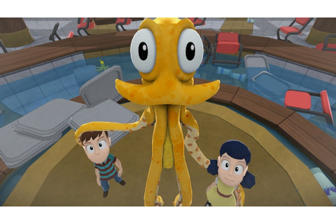 Octodad - Dadliest Catch - Finale [7] - YouTube
