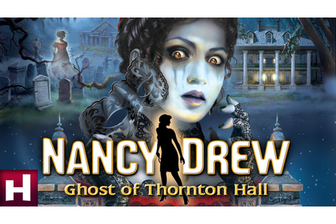 Nancy Drew: Ghost of Thornton Hall Official Trailer ...