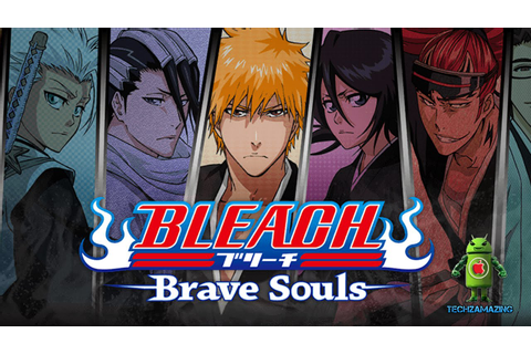 BLEACH Brave Souls (iOS/Android) Gameplay HD - YouTube