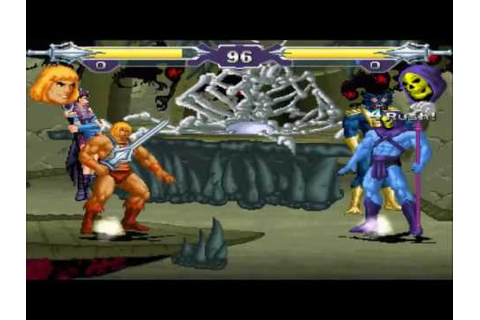 HE-MAN GAMES: CLASSIC GAME SERIES in 10 GAMES, PT. 25 ...