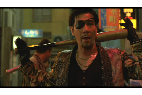 Yakuza Review Youtube Series: Kenzan! and Movie Adaptation ...