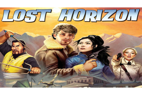 Lost Horizon [Game] Soundtrack - Tibet - YouTube