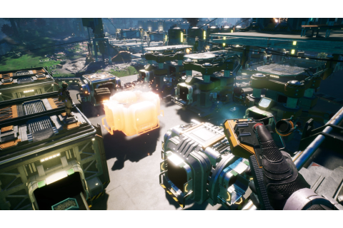 Satisfactory is an Epic Games store exclusive | PCGamesN