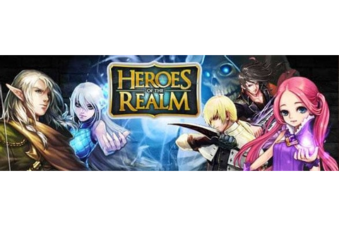 Heroes of the Realm - New Trading Card Strategy Game | MMO ATK