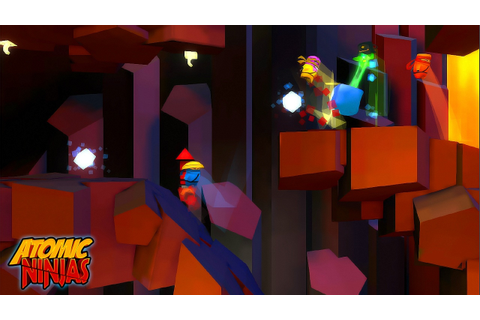 Atomic Ninjas (PS3 / PlayStation 3) News, Reviews, Trailer ...