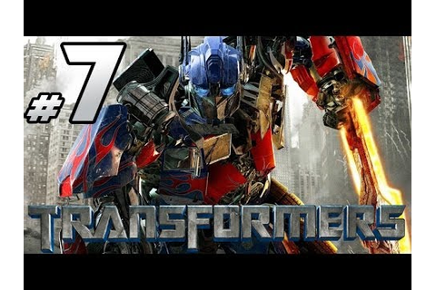 Transformers: The Game - Autobot Campaign - PART 7 ...
