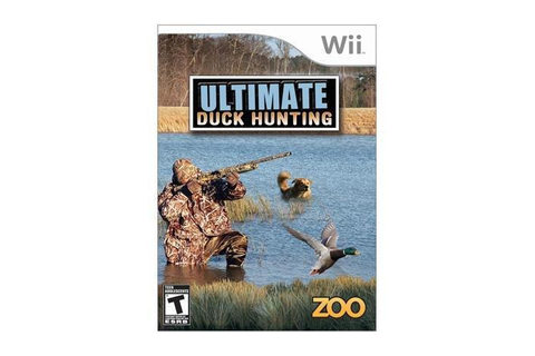 Ultimate Duck Hunting Wii Game - Newegg.com