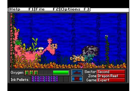 Operation Neptune (DOS): Part 1, Expert Game - YouTube