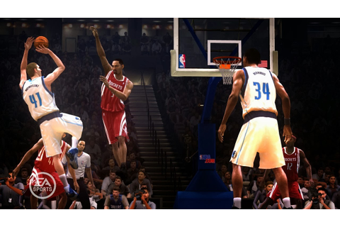 NBA Live 08 Download Free Full PC Game ~ PAK SOFTZONE