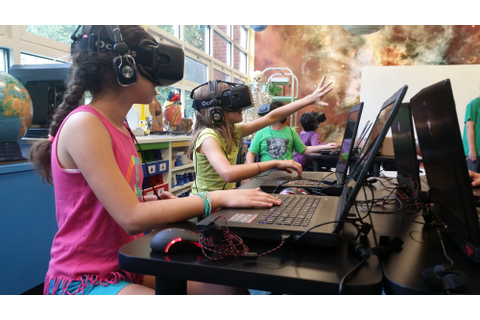 Adopting Virtual Reality for Education – The Synapse – Medium